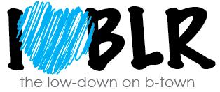 I Heart BLR logo