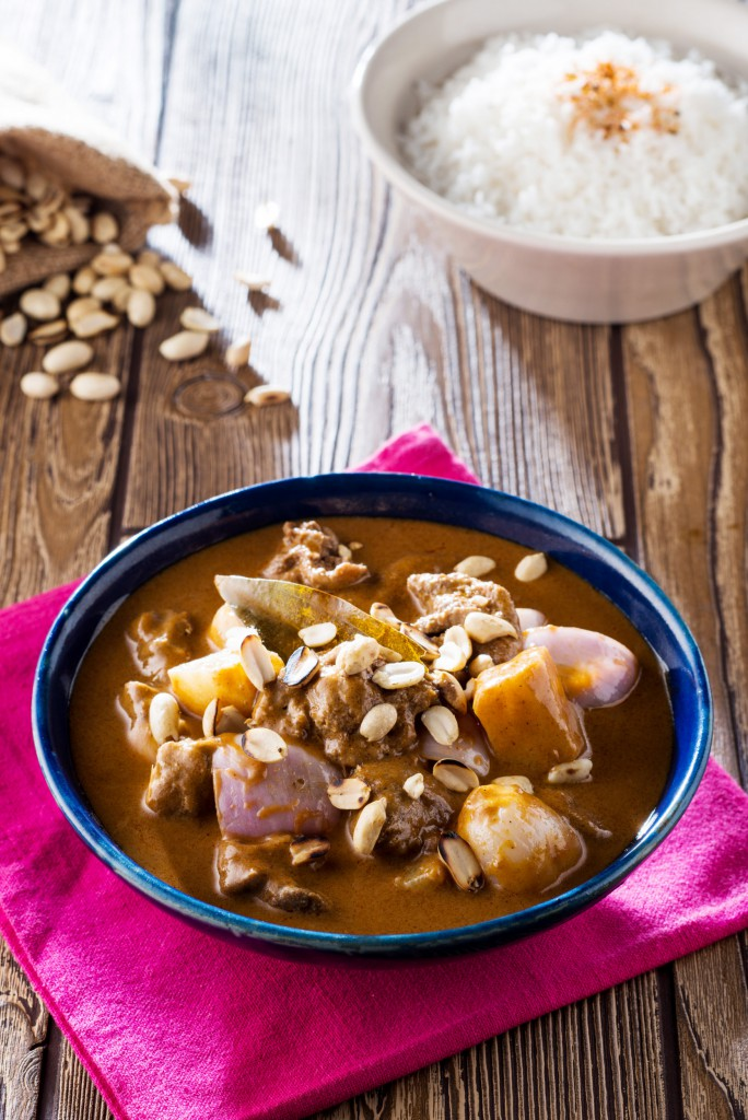 Massaman Curry with Duck and litchi[2]