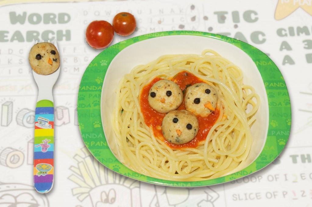 Spaghetti Nest @ Cafe Mangii